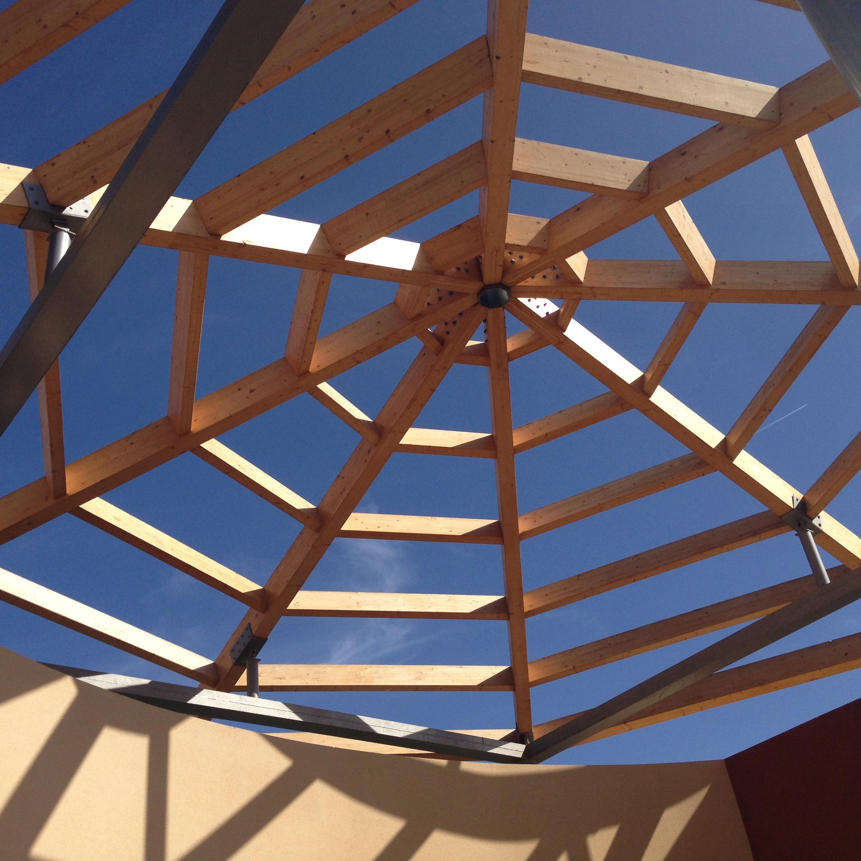 Techos de pergolas techos domos pergolas cubiertas - Techos de pergolas ...