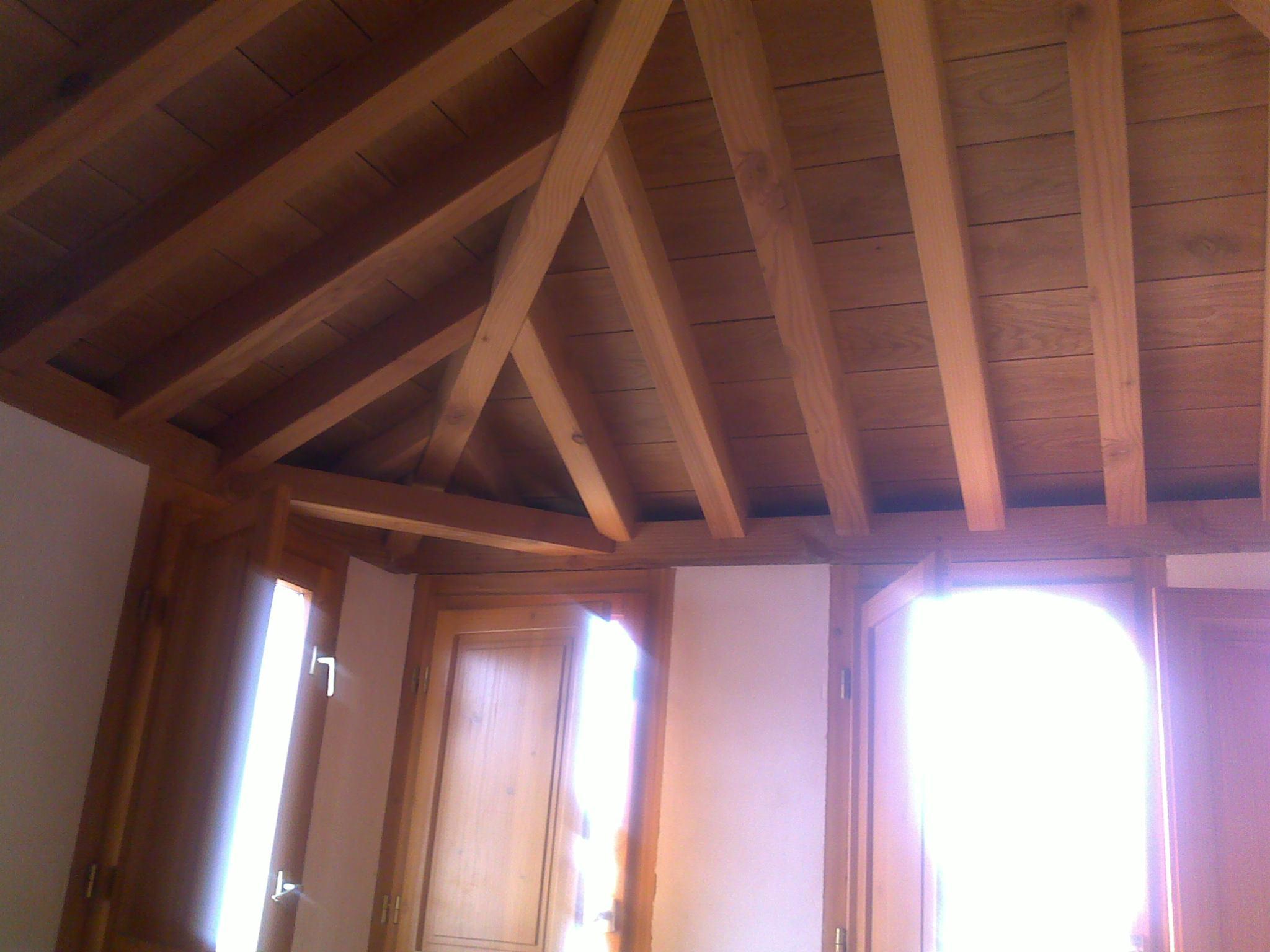 Movidecor 2002 sl techos de madera para buhardilla - Buhardillas de madera ...