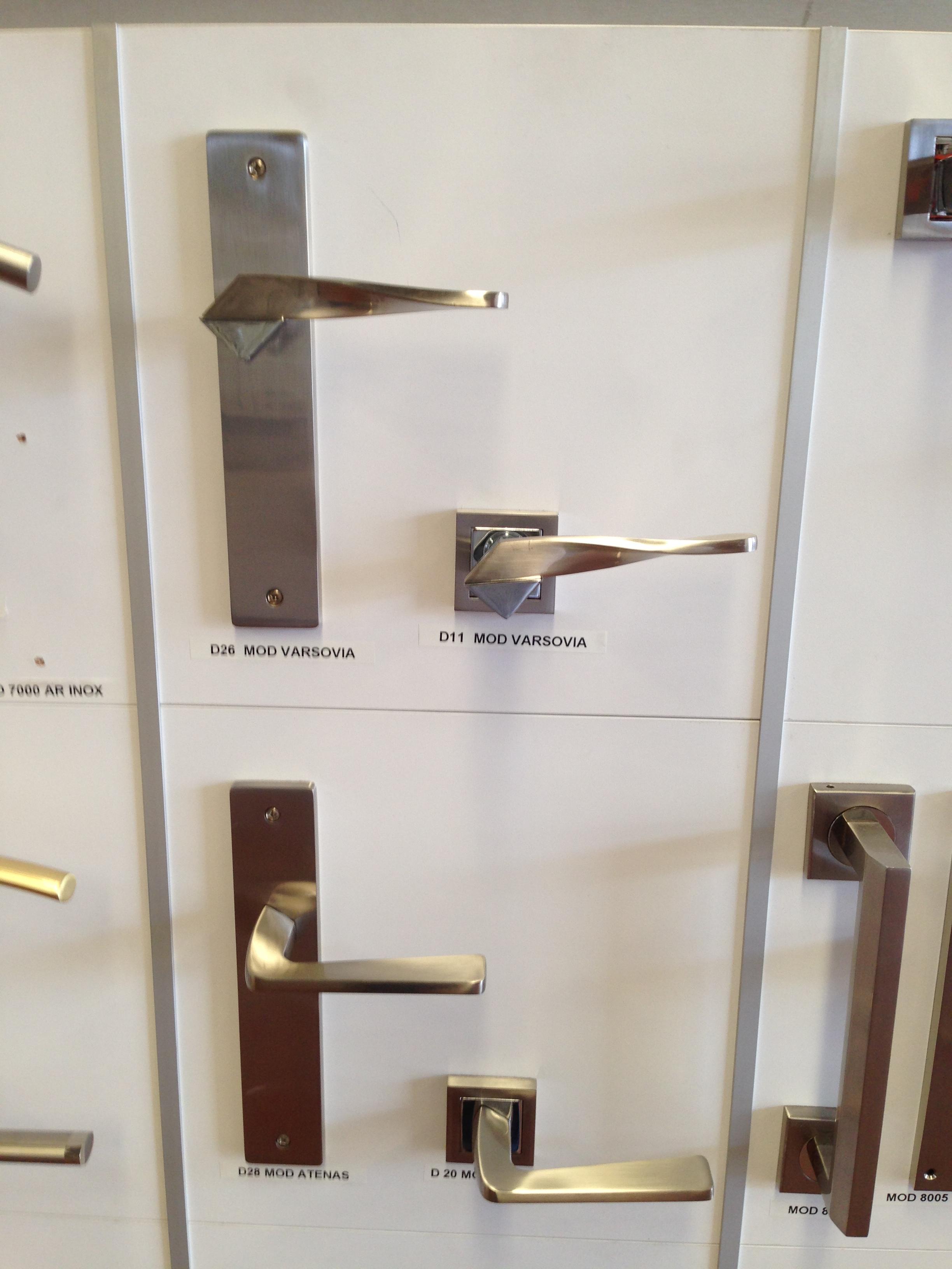 Manivelas y tiradores para puertas y armarios en granada - Manivelas para puertas ...