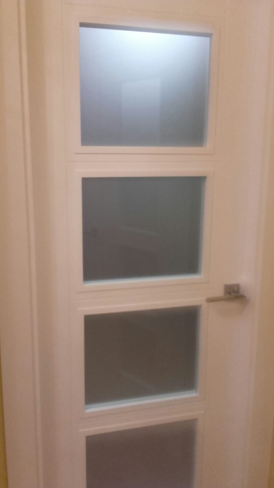 Cristales Puertas De Interior Perfect Puerta De Interior Con  ~ Cristales Para Puertas De Salon