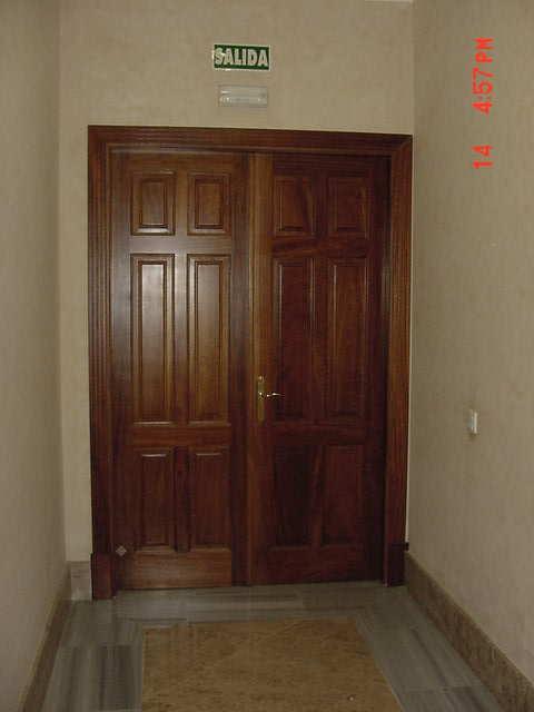 Puertas correderas uniarte