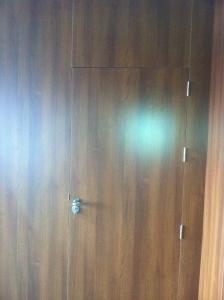 puerta invisible en Granada