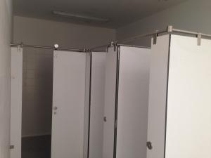 Cabinas sanitarias para duchas y aseos
