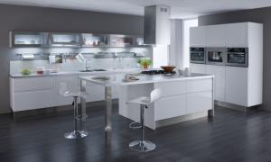 Cocinas de ultimo diseño