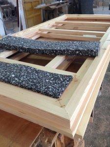fabricacion de puertas acústicas insonorizadas