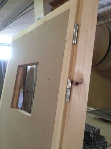 puerta acústica Granada