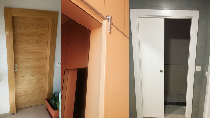 Puertas correderas de paso interior carpinteria - Puertas de interior correderas ...