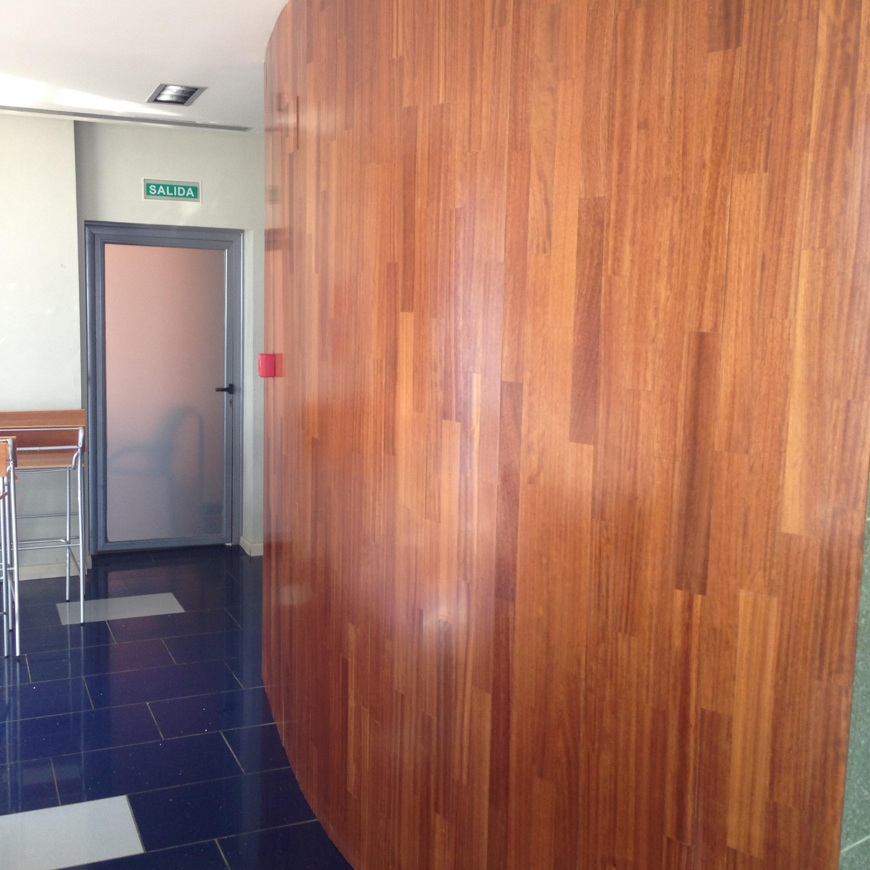Revestimiento de madera para pared