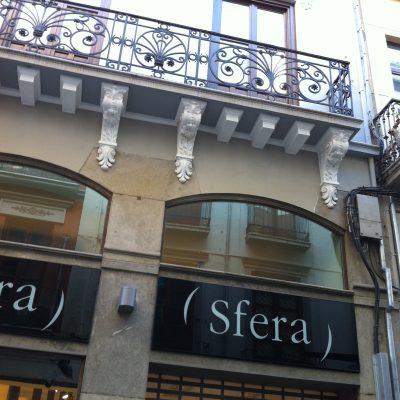 Ventanales de madera para exterior en Granada