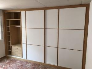 armario corredera estilo japonés
