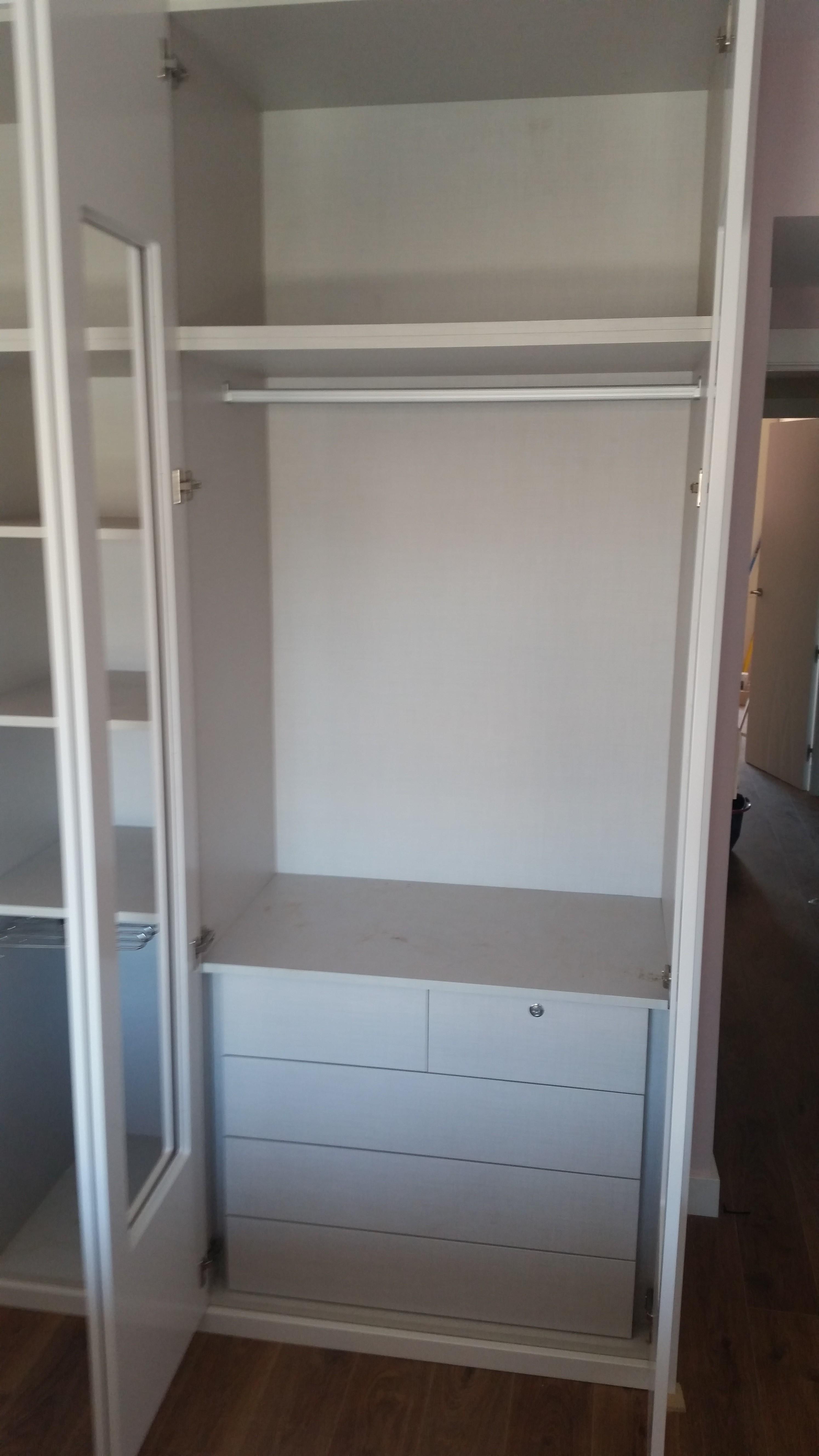 Cajoneras para interior de armarios interesting cajonera cajones para interior de armario - Cajonera interior armario ...