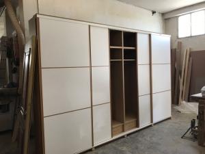 fabricación de armarios a medida