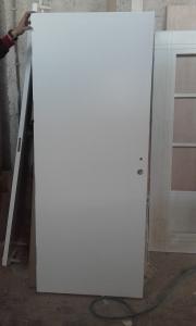 Lacado de interior de puerta de entrada