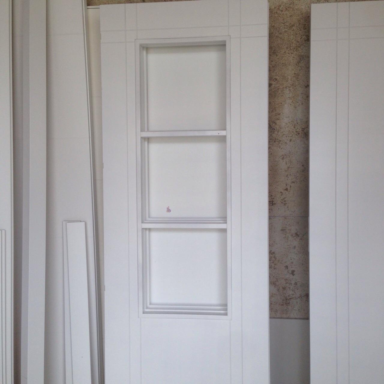 Trabajos realizados | Puertas lacadas blancas en Granada