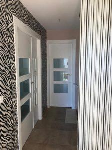 puertas blancas lacadas baratas para reforma de vivienda