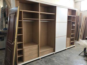 fabricacion-de-armario-empotrado-lacado-en-blanco